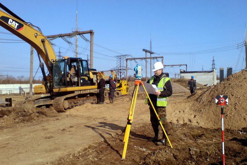 Перед началом строительства
